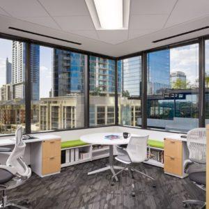 Austin Convention & Visitors Bureau Offices
